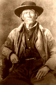 Jim Bridger Mountain Man and Explorer