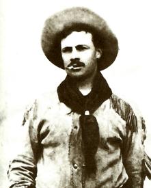 mean cowboy