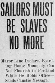 Portland Headline, 1908