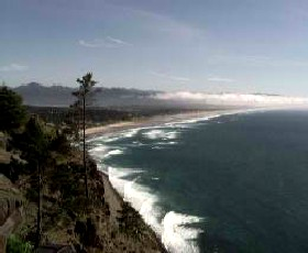 Manzanita Oregon courtesy