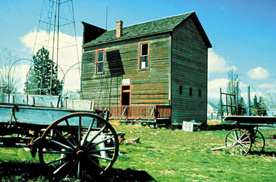 Shaniko, Oregon - Ghost town