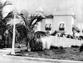 Al Capone's home in Florida