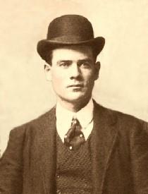 Ben Kilpatrick in 1901.