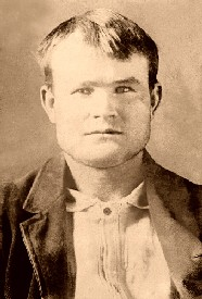 Butch Cassidy in 1893