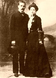 The Sundance Kid and Etta Place