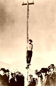 John Heath hanged in Arizona