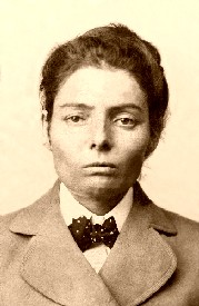 Laura Buillion, member of the Wild Bunch
