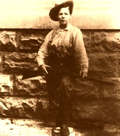 Pearl Hart, Lady Stagecoach Robber