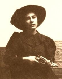 Rose Dunn, aka: The Rose of Cimarron