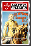Buffalo Bill Postage Stamp