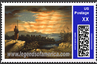 Patriot Postage Stamp
