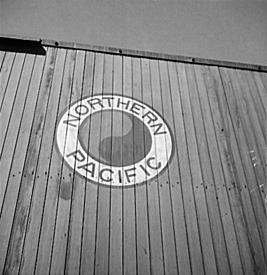 Northern Pacific Railroad, 1943