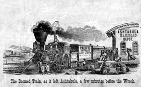 Ashtabula doomed train