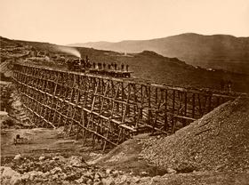Utah Central Railroad, 1868