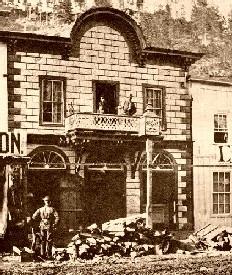 The Bella Union Theater