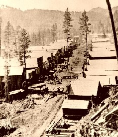 Deadwood, South Dakota, 1876