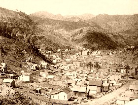Deadwood, South Dakota, 1888