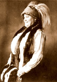 Dora DuFran was one of Deadwood's most successful madams