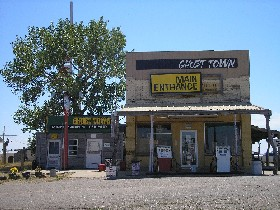 Okaton, South Dakota Store