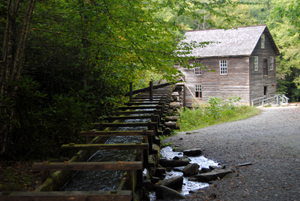 Mingus Mill, Smoky Mountain National Park