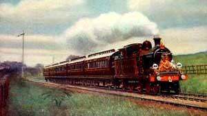 1924 Train