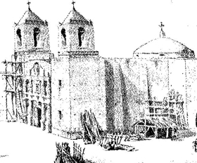 Alamo if completed