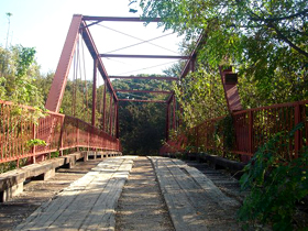 Alton Bridge, Texas