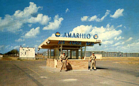 Amarillo Air Force Base