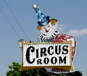 Circus Room in Amarillo, Texas