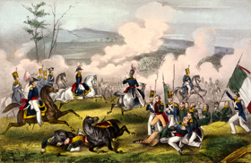 Battle of Palo Alto, Texas