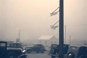Dust Bowl days Amarillo, Texas