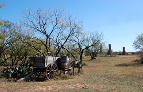Fort Phantom, Texas