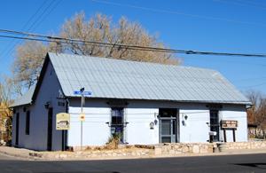 Gray Mule Saloon, Fort Stockton, Texas, Kathy Weiser-Alexander 2011