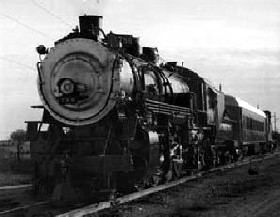 Houston & Texas Central Railroad