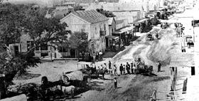 Lampasas, Texas about 1882
