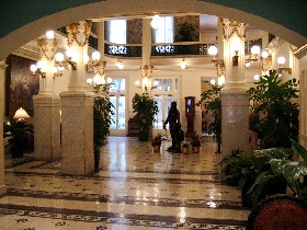 The Menger Hotel In San Antonio Texas