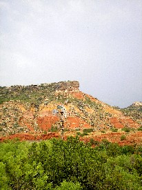 Palo Duro Canyon Windmill