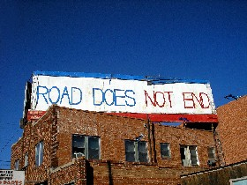 Route 66 Does Not End