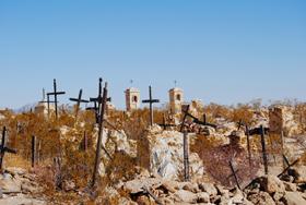 Terlingua Texas Cemetery