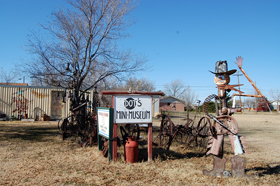 Dot's Mini-Museum, Vega, Texas