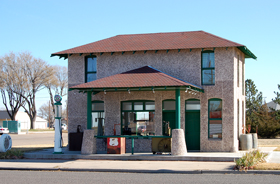 Magnolia Station, Vega, Texas