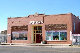 Roark's Hardware Store, Vega, Texas
