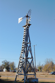 Wildorado Texas Windmill