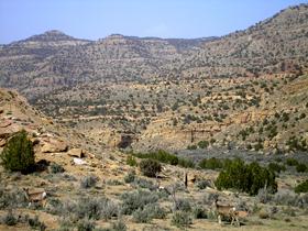 Sego Canyon, Utah