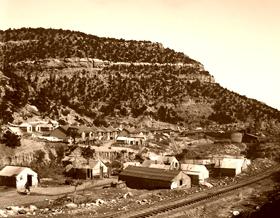 Standardville, Utah, 1916