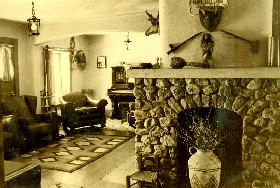 Eagle Nest Lodge Lounge