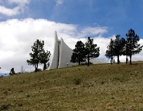 Vietnam Veteran's Memorial in Angel Fire, New Mexico