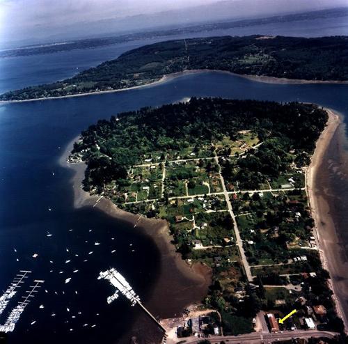Vashon Island Lost Treasure