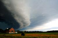 Storm North of Green Bay, September 2014
