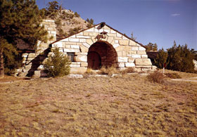 Guernsey State Park Museum, Wyoming
